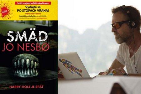 a26c5867f589 Tip na knihu  Jo Nesbo a jeho Harry Hole sú späť! A brutálny vrah tiež.