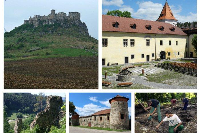 Ilustračný obrázok k článku Stoja za krásny výlet  5 hradov v okolí  Spišskej fcce8bc54b8